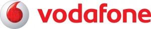 Vodafone Horizontal Logo (Vector)